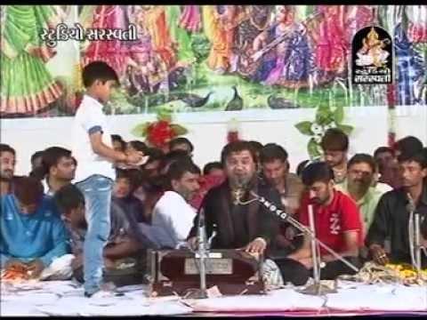 Gujarati Live Bhajan 2013 | Kirtidan Gadhvi 2014 | Mogal Maa...