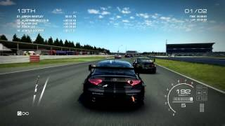 GRID: Autosport - MSI R9 270X Gameplay