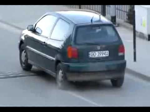 TV jaja - Drift po Polsku