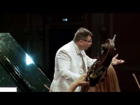 Бах Иоганн Себастьян - Концерт Фа-минор