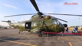 LIMA'17: RMAF welcomes upgraded Nuri helicopter