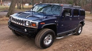 2003-2009 Hummer H2 Pre-Owned Vehicle Review
