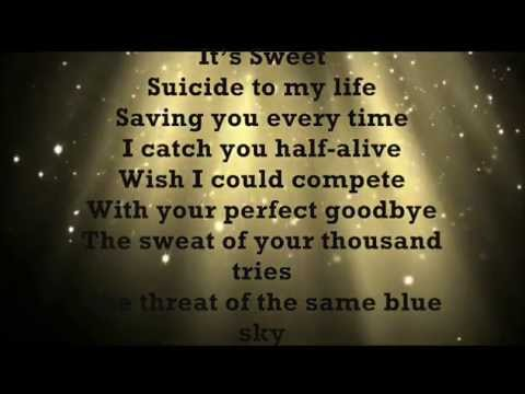 Sacha Sacket - Sweet Suicide