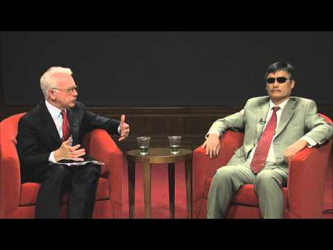 A Conversation with Chen Guangcheng