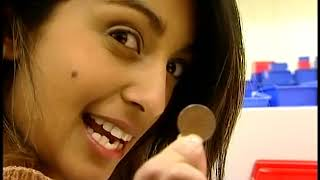 Blue Peter appeal coin sorting Konnie Huq