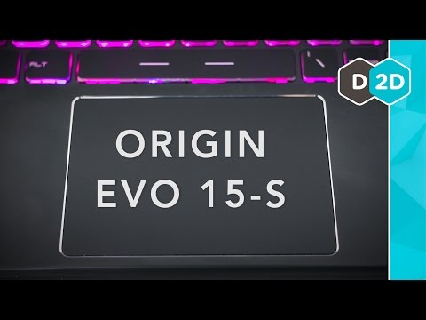 Origin Evo 15-S Review - A Thin And Powerful Gaming Laptop