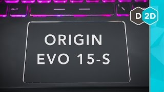 Origin Evo 15S (MSI GS60)  Review - A Thin and Premium Gaming Laptop