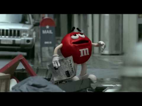 M&Ms TVC - Colour Break-up
