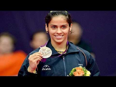 Saina secures place in quarterfinals, Sindhu looses in ABC