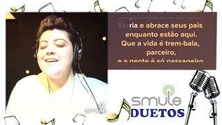 Ouça Cante com a Ana vilela - Trem Bala