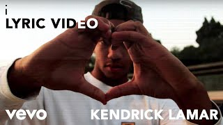 Kendrick Lamar - i (Lyric Video)