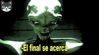 Aliens Reales Captados En Video | Seres Extraños Captados En Video