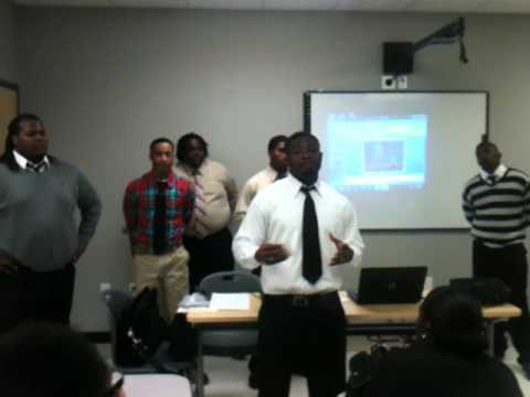 Arkansas Baptist College Group Presentations