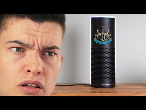 If Alexa Was A Geordie...