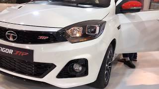 TATA TIGOR 2019 First Look