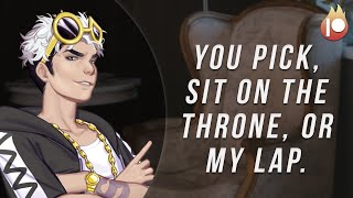 ASMR Erotic Roleplay: Heat of the Moment [Preview] [Teasing] [Bad Boy]
