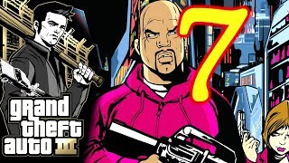 Grand Theft Auto 3 - First Time Playthrough Part 7 - PS2 Classic