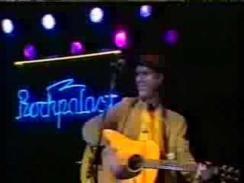 Loudon Wainwright performs Dead Skunk at Rockpalast Germany