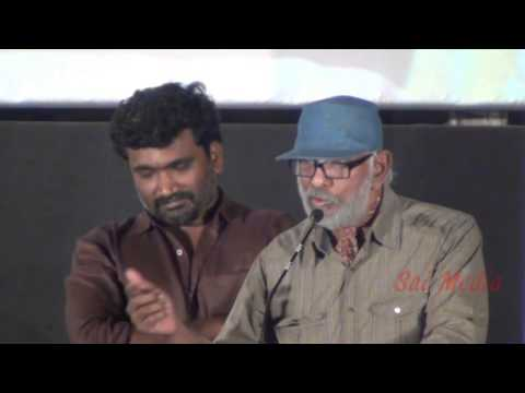 Balu Mahendra speaks at Madha Yaanai Kootam Audio Launch