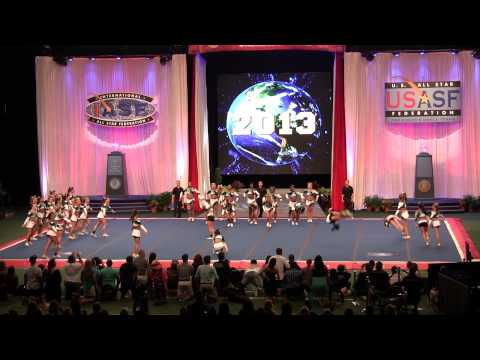 Cheer Extreme Senior Elite  04/28/2013