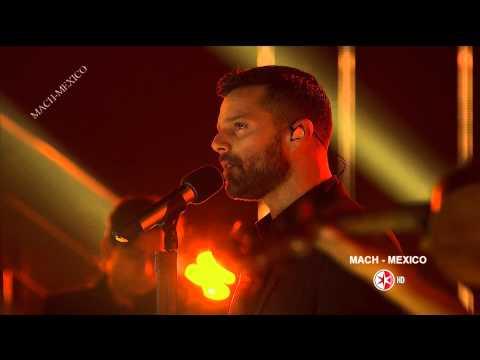 Ricky Martin ft  Mario Domm; Perdon