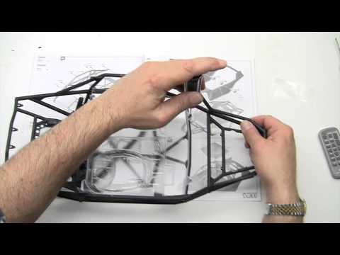 Axial Yeti Build Video #33