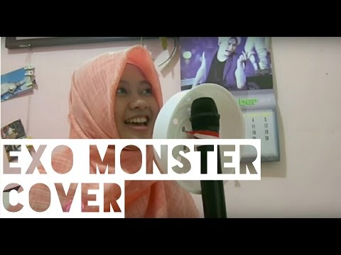 EXO (엑소) - MONSTER COVER (WITH STEAMER OF RICE COOKER AS MIC FILTER)