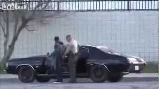 Cop Busts Chevy Chevelle SS Driver For Doing Donuts!