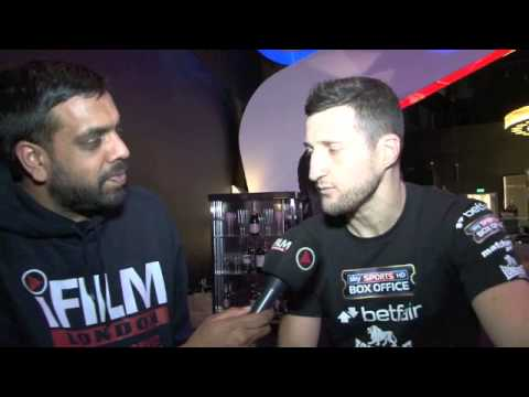 CARL FROCH TALKS MIKKEL KESSLER, GEORGE GROVES & BERNARD HOPKINS / FROCH v KESSLER 2 PRESSER