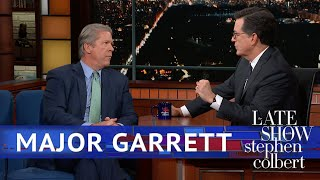 Major Garrett Recaps A Presser Full Of Throwdowns