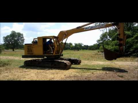 Hein Werner C12hd Excavator For Sale Sold At Auction