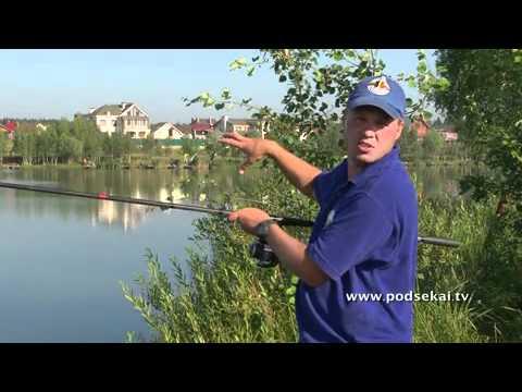 видео ловля карпа с фадеевым
