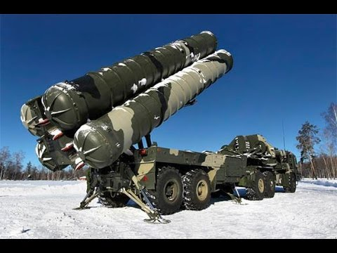 Worlds MOST FEARED S-400 Missiles ready & waiting for US F-16s