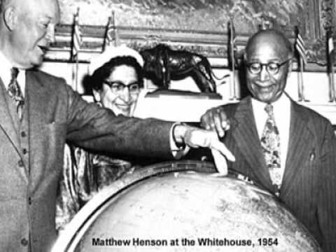 Matthew Henson Black History Moment