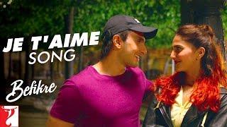 Download Je T'aime - Song | Befikre | Ranveer Singh | Vaani Kapoor | Vishal Dadlani | Sunidhi Chauhan 3Gp Mp4