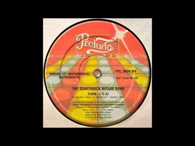 The Gunchback Boogie Band - Funn (Instrumental Version) 1982 thumbnail