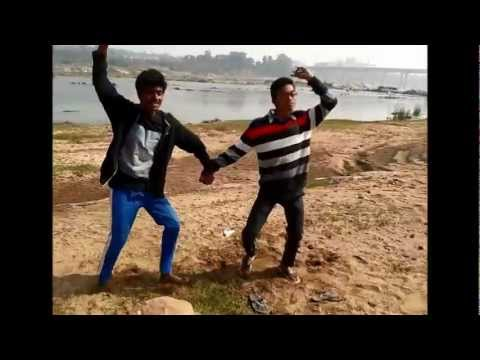 Crazy Dance By Cool Guys Beside Swarnrekha River(GHATSILA)
