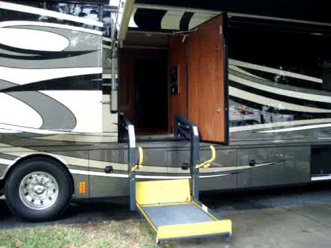 Motorhome wheelchair lift youtube Wheelchair lift motor