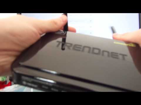 Review Trendnet 300mbps Wireless Router (Español)
