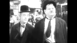 LAUREL AND HARDY DANCE