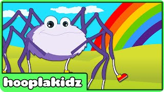 Itsy Bitsy Spider | Incy Wincy Spider | Nursery Rhymes by HooplaKidz