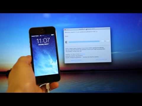 Como Hacer Jailbreak Iphone 5s, 5c, 5, 4s, iPad, iTouch iOS 7.0.6
