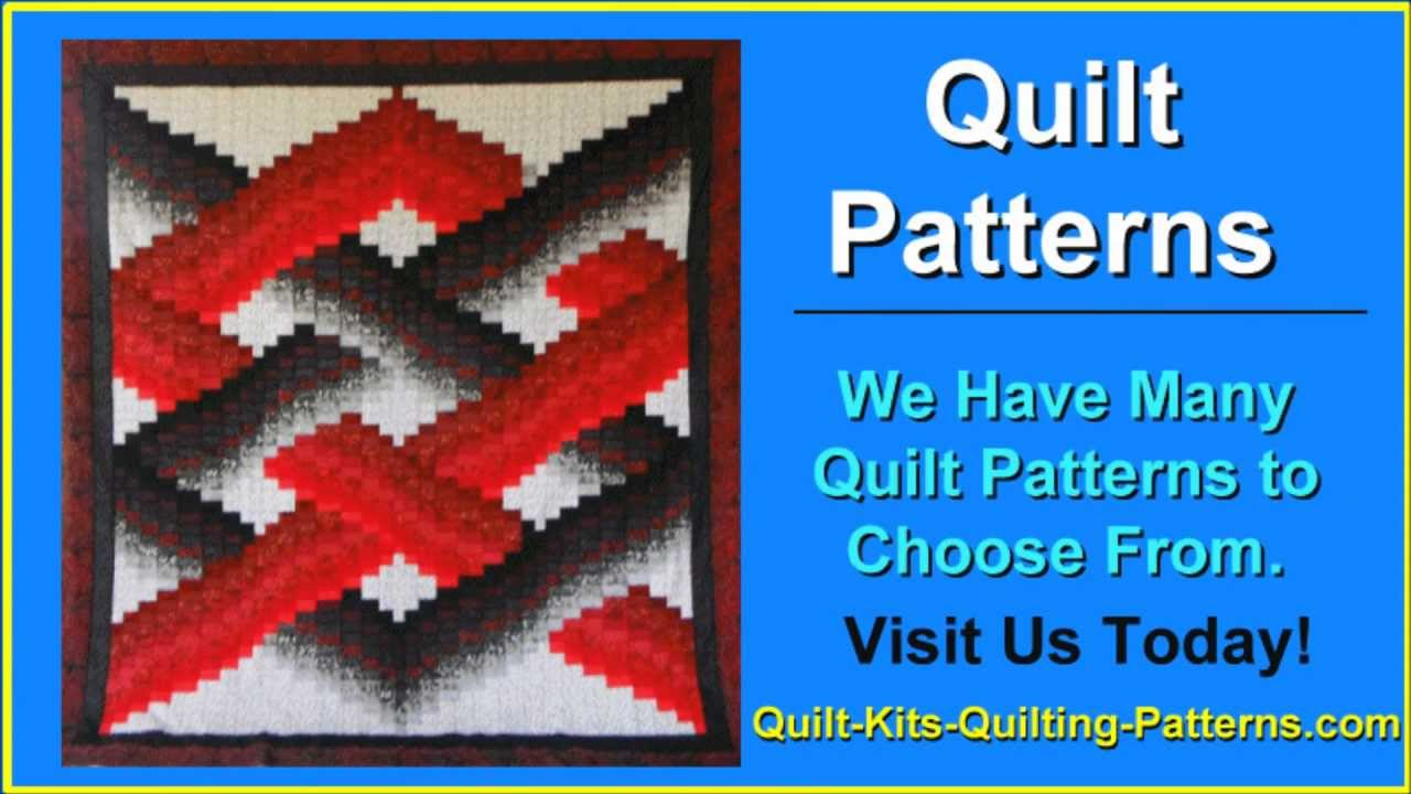 Twisted Rag Quilt Pattern Free : Free Bargello Quilt Patterns images