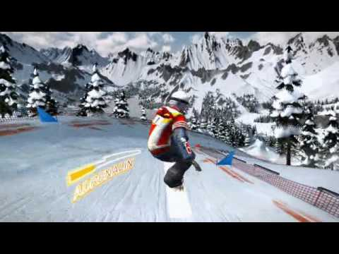 RTL Winter Sports 2010: The Great Tournament - German Debut-Trailer [ HD ]