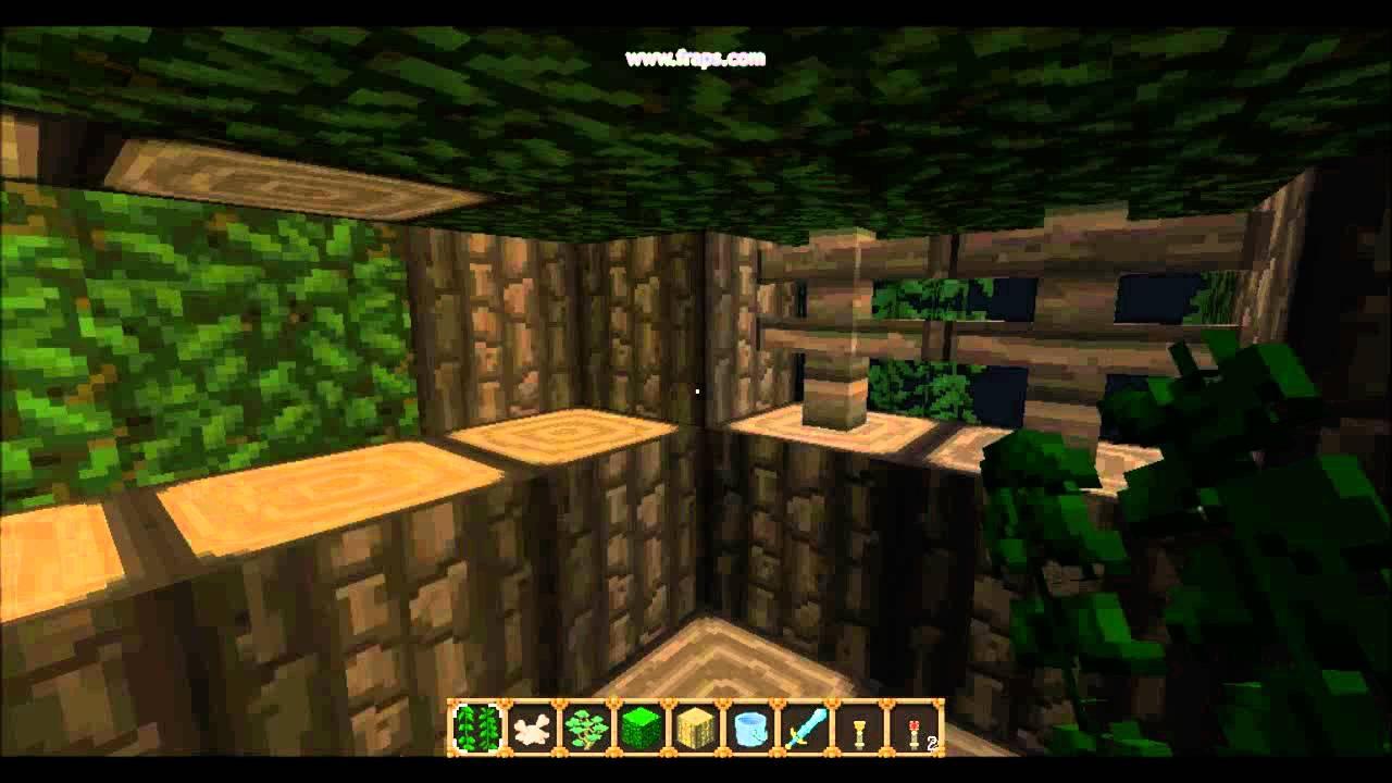 Minecraft construction de fou arbre g ant youtube - Minecraft construction de fou ...