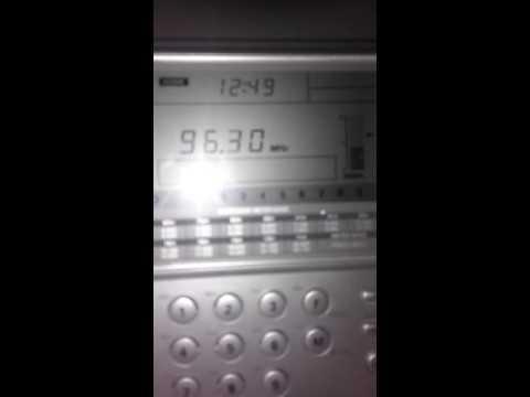 bandscan FM in west of algeria
