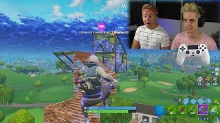 CONTROLLER CHALLENGE ft. Royalistiq - Fortnite #63