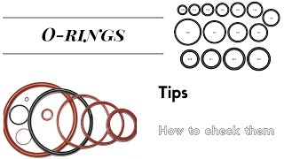How to check O-rings-Tips Marine Engineer