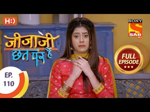 Jijaji Chhat Per Hai - Ep 110 - Full Episode - 11th June, 2018 | sab