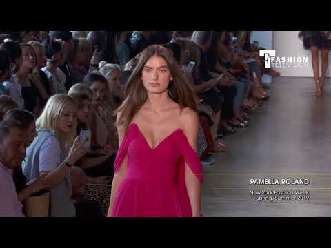 PAMELLA ROLAND New York Fashion Week Spring/Summer 2019